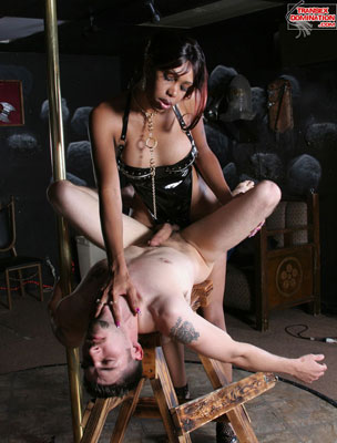 jade3x Get Out Your Whips and Ball Gags, TranSexDomination.com is Here!