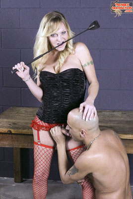 olivia1xxx Get Out Your Whips and Ball Gags, TranSexDomination.com is Here!